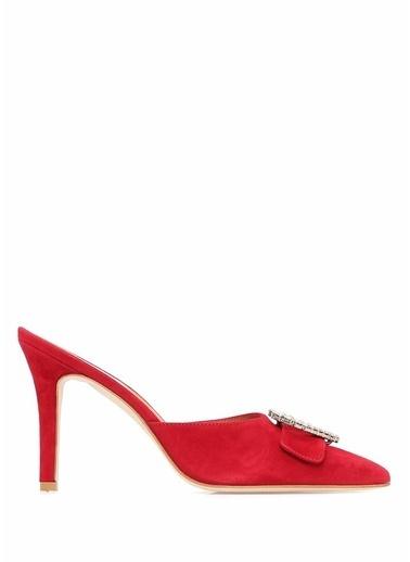 Paris Ayakkabı Kırmızı